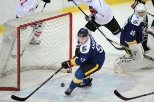 Оренбургские «Сарматы» не прошли в четвертьфинал чемпионата МХЛ