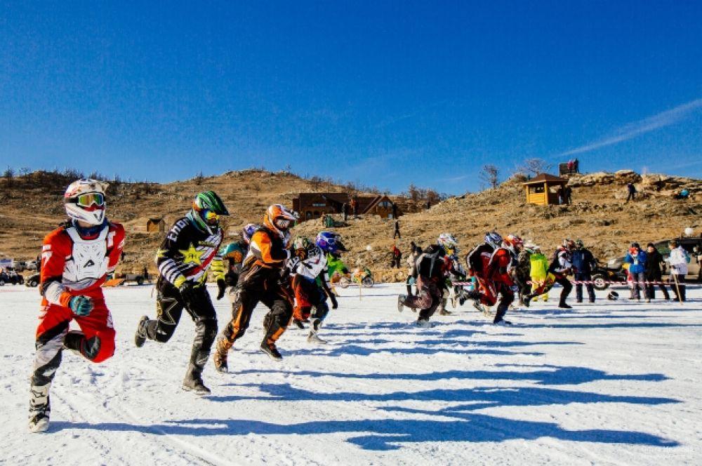 В соревнованиях приняли участие 120 человек.