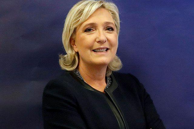 Ле Пен пообещала французам референдум об участии Франции в Евросоюзе