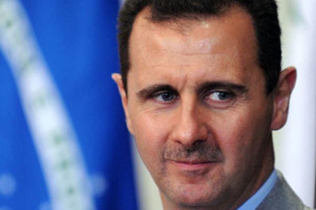 Асад прокомментировал инцидент сатакой израильских самолетов
