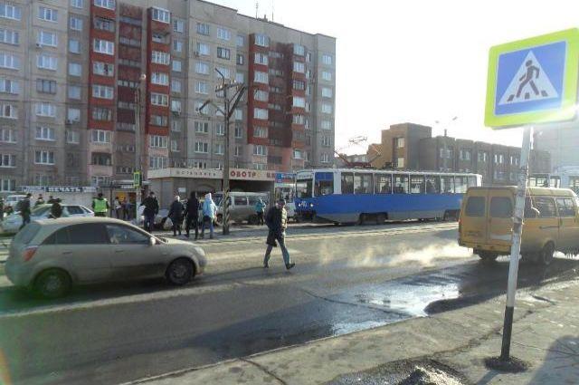 В Новотроицке водитель «ВАЗа» сбил 10-летнюю девочку на «зебре»