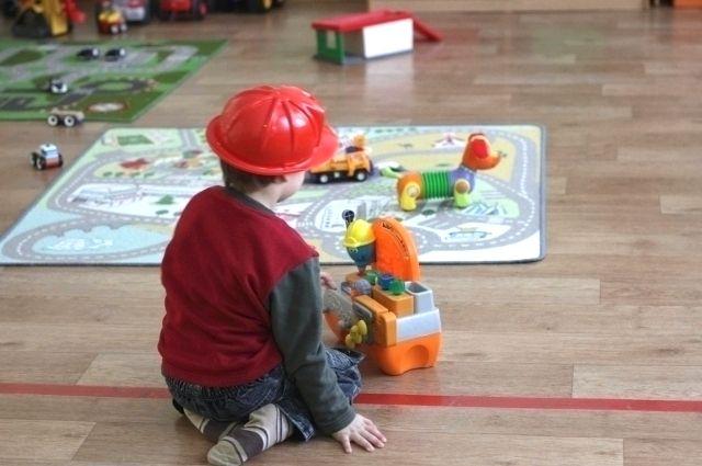 Сегодня в очереди в детские сады в Красноярске почти 9 тысяч детей.
