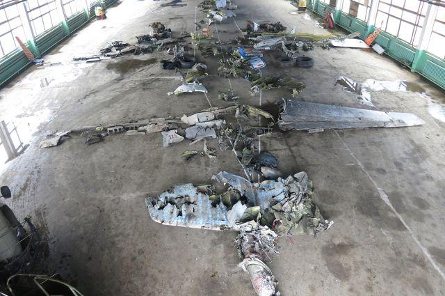Комиссия заканчивает  расследование авиакатастрофы вРостове-на-Дону— МАК