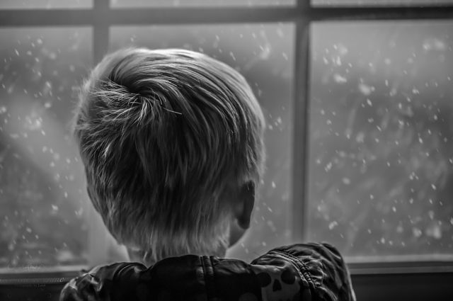 Бросила намесяц: вОренбурге мать пятерых детей обвиняют вбеспечности