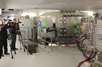 Циклотрон - сердце протонного центра.