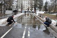 В 2018 году завершится реконструкция «Затюменского» парка