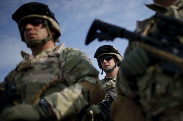 Украинские военные летом примут участие в учениях НАТО в Грузии