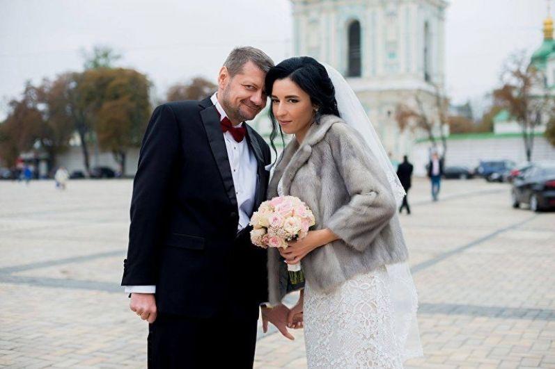 Также после похудения у Мосийчука наладилась личная жизни и он женился