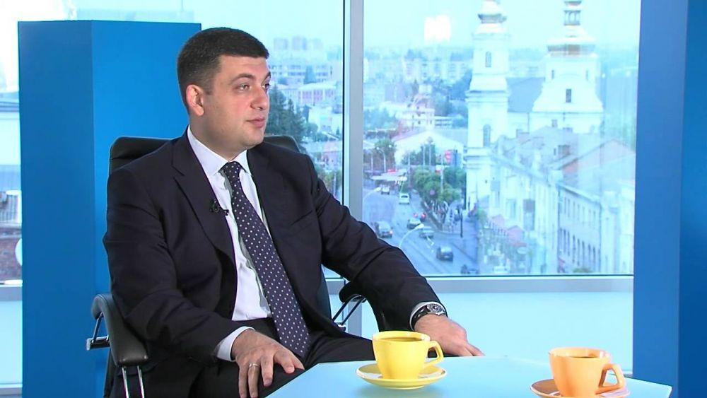Бывший мэр Винницы, экс-спикер Верховной Рады, а нынче премьер-министр Украины Владимир Гройсман когда-то был весьма стройным
