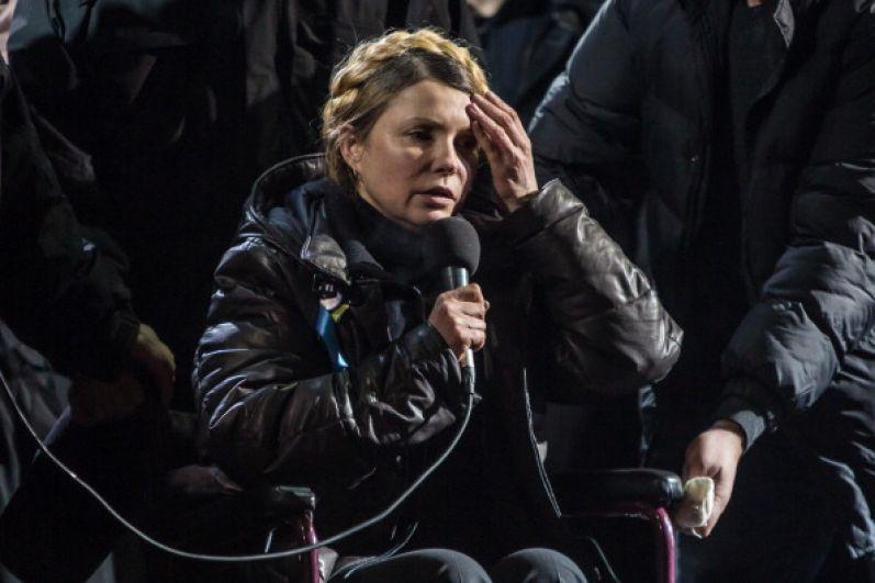 Однако не смотря на плохое самочувствие, Юлия Владимировна тогда не изменила своей легендарной косе