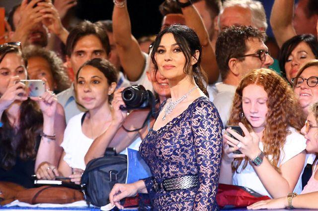 Моника Белуччи станет ведущей 70-го Каннского кинофестиваля