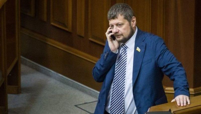 После выхода из тюрьмы Мосийчук заметно похудел