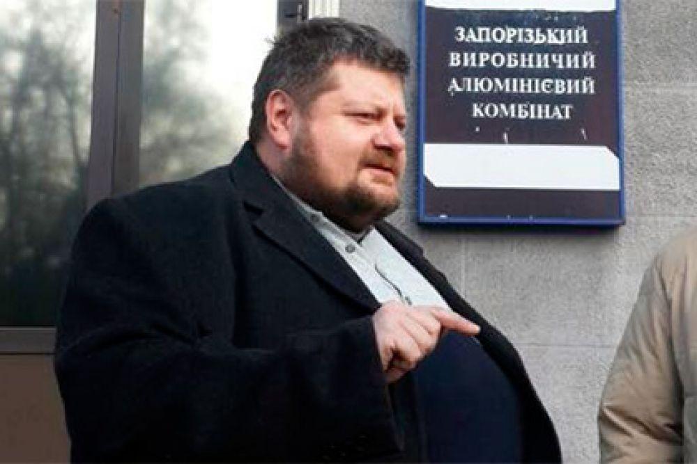 Представитель «Радикальной партии» с трудом передвигался из-за огромного веса