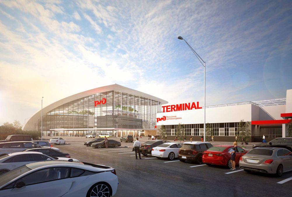 Вокзал ВСМ будет транспортно-пересадочным узлом для метро, автобусов и традиционной железной дороги.