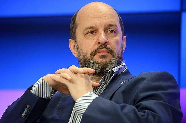 Советник президента РФ, председатель правления Института развития интернета Герман Клименко.
