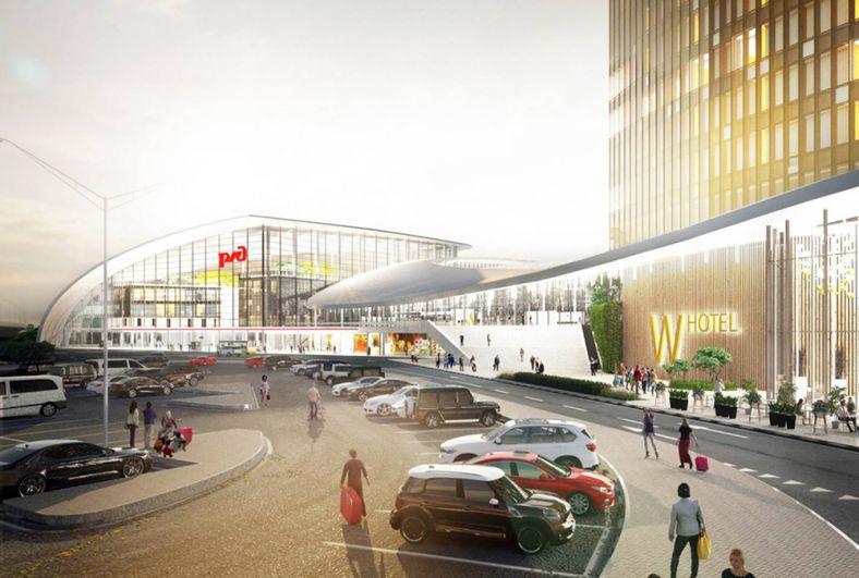 Казанские архитекторы раскритиковали проект за маленькую парковку.