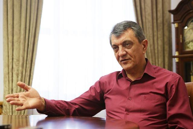 полномочный представитель президента России в СФО Сергей Меняйло.