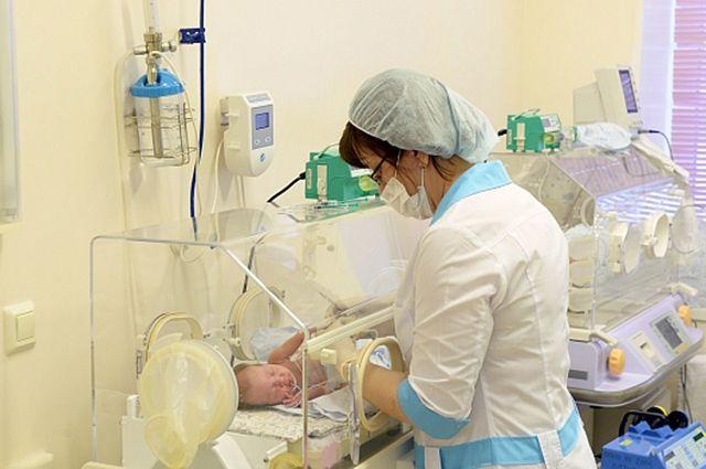 Ямал занимает первое место по рождаемости в УрФО.
