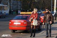 Люди стали экономить на такси - заказывают нелегалов.