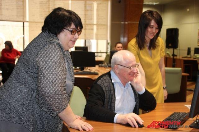 Оренбуржцы получили доступ к уникальным фондам Президентской библиотеки