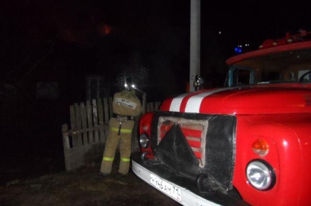 Орловские власти обещают провести капремонт всгоревшем многоквартирном доме вдеревне Семинихино