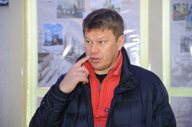 Дмитрий Губерниев будет комментировать чемпионат России по биатлону в Увате