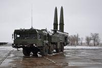 В Оренбуржье на Тоцком полигоне ракетчики уничтожили условного врага
