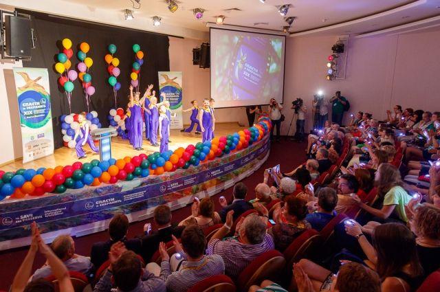 Практически весь центр Ханты-Мансийска охватит церемония открытия акции «Спасти исохранить»