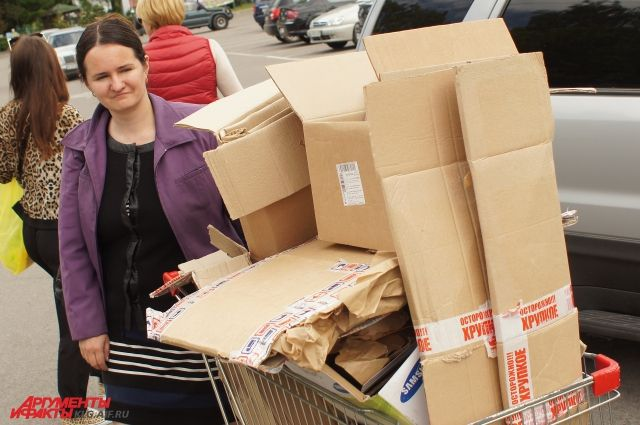 В Калининграде только 10% жителей имеют доступ к раздельному сбору отходов.