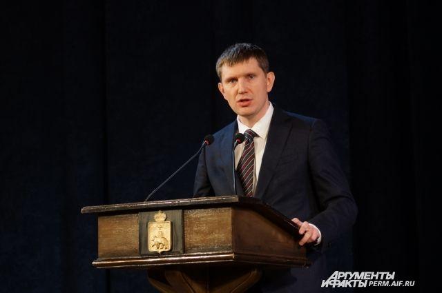 .о. губернатора Максим Решетников в среду, 22 марта, ответил на вопросы журналистов.