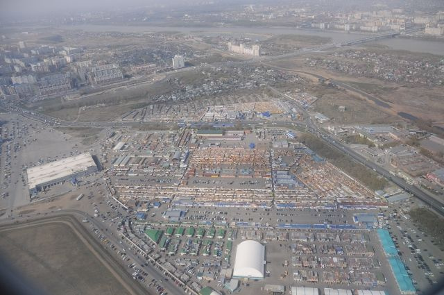 Круг вероятных источников загрязнения воздуха вОмске сузился доодного учреждения - Росприроднадзор