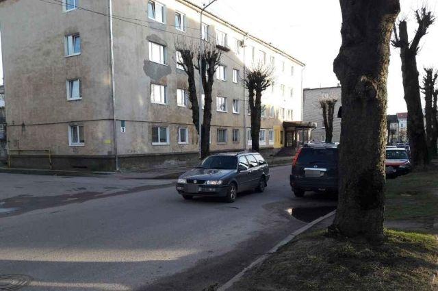 В Советске под колеса иномарки попал 6-летний мальчик.