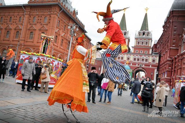 Серия уличных выставок воссоздаст облик Москвы XVII-XX веков