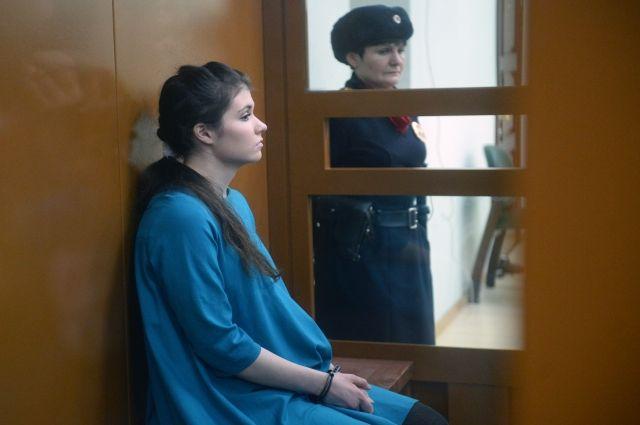 Приговор экс-студентке МГУ Карауловой подтвердили в Верховном суде
