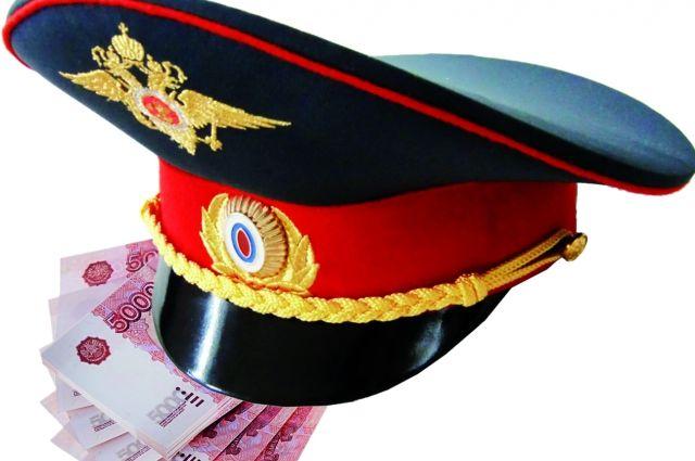Таганрогский инспектор ГИБДД заподозрен вполучении взятки