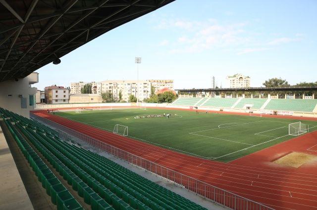 ВМахачкале легкоатлетический стадион назовут именем Елены Исинбаевой