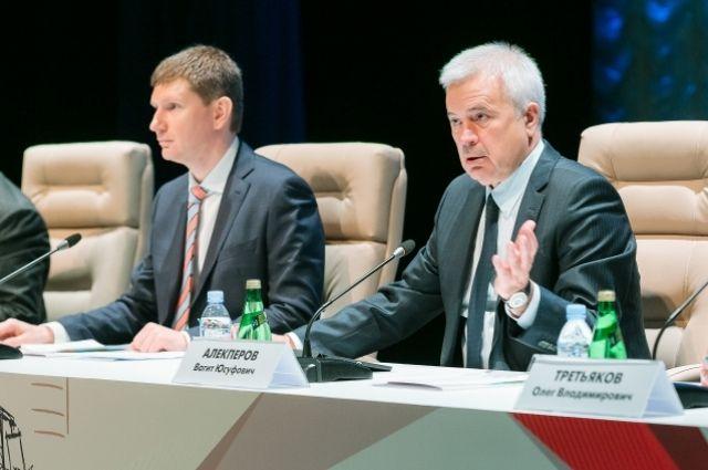 В. Алекперов: «Каждые пять лет мы подписываем соглашения о сотрудничестве с Пермским краем».