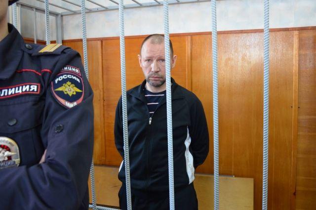 Всуде оглашен срок обезглавившему екатеринбурженку таксисту 21марта в16:38