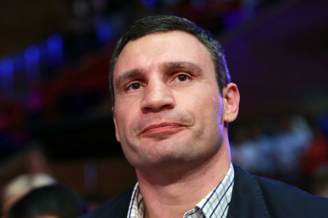 Виталий Кличко обещает напечатать сборник своих высказываний
