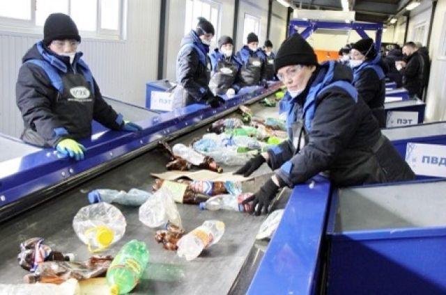 Увеличение переработки мусора снижает объёмы захоронений.