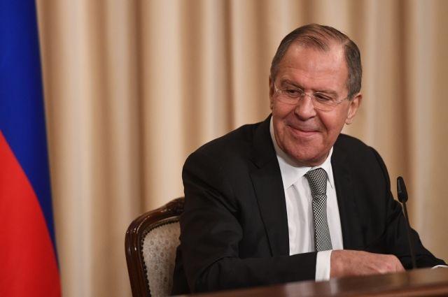 Сергею Лаврову исполнилось 67 лет.