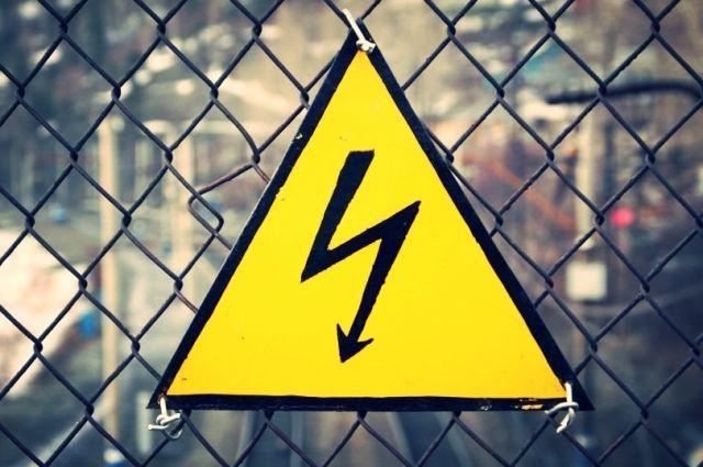 Электромонтера убило вБийске ударом тока в10 тыс. вольт