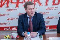 Глава Новосибирска рассказал о приоритетах развития города