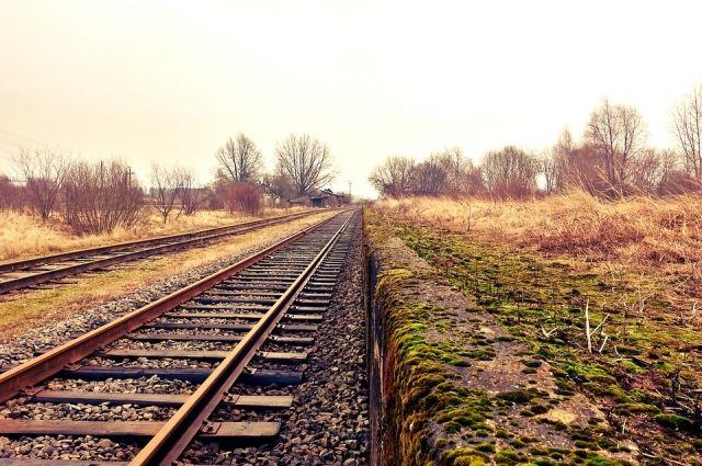 ВРостовской области престарелая женщина чуть не угодила под поезд