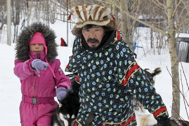 НаКамчатке приняли закон ородных языках коренных народов эксклюзив
