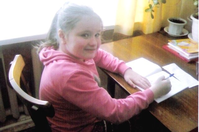 Олеся Логинова.