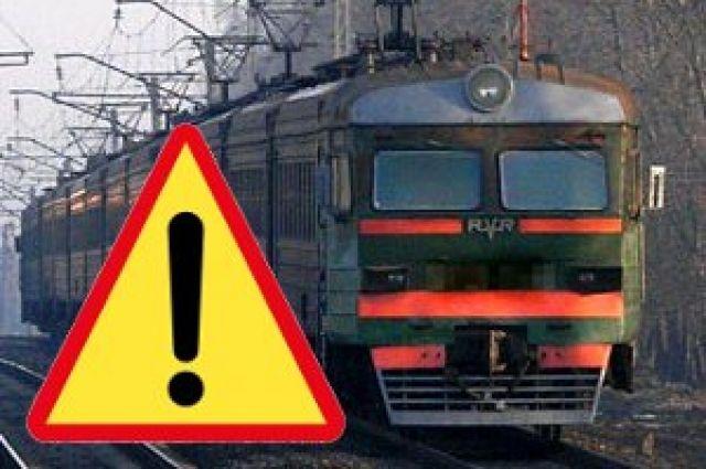ВЧелябинской области поезд задавил мужчину напутях