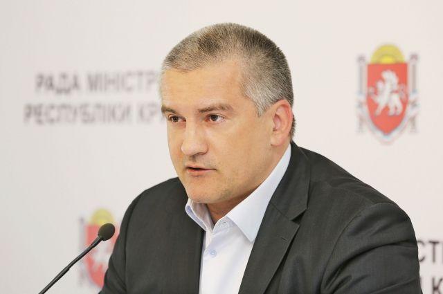 «Запредельное свинство». Аксенов призвал бойкотировать «Евровидение»