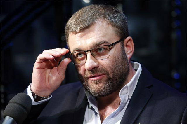 Михаил Пореченков: терпение русских не безгранично