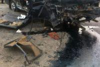 Смертельное ДТП в Хомутово случилось 23 марта.